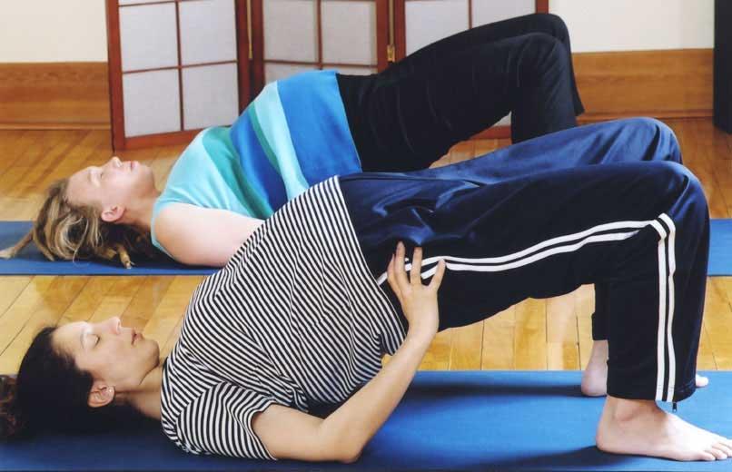 yoga prénatal nantes